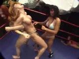 Francesca Yvonne vs Santana Tara - Part 1.DTW.(S.G.)