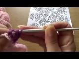 Уроки вязания крючком. Баварское вязание. Автор: Galina Belikova